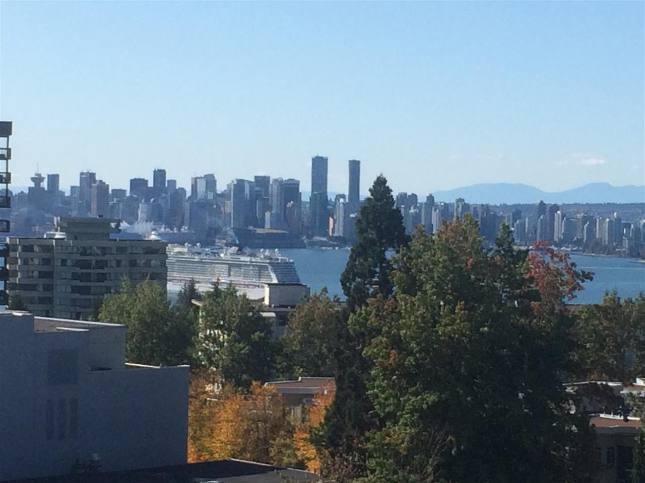 "Main Photo: 604 111 E 13TH Street in North Vancouver: Central Lonsdale Condo for sale in ""The Prescott"" : MLS®# R2409367"