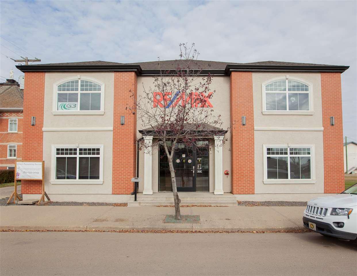 Main Photo: 10018 100 Avenue: Morinville Office for sale : MLS®# E4177222