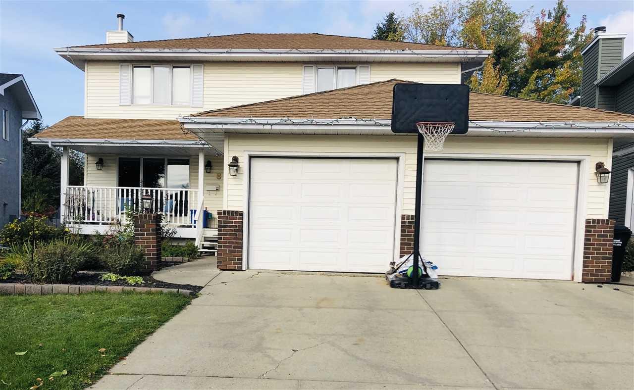 Main Photo: 8 CRAIGAVON Bay: Sherwood Park House for sale : MLS®# E4180049