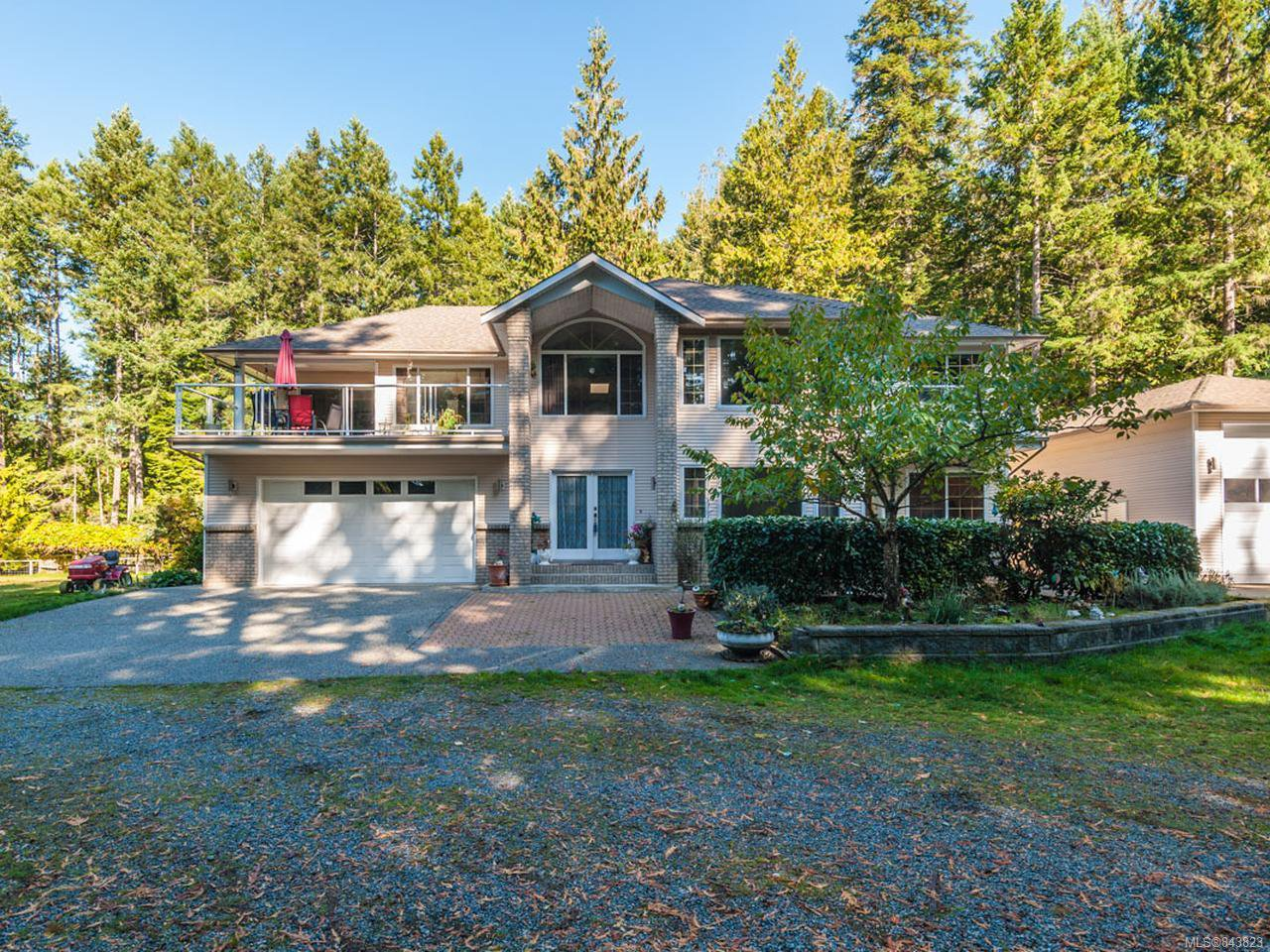 Main Photo: 400 North Rd in GABRIOLA ISLAND: Isl Gabriola Island House for sale (Islands)  : MLS®# 843823