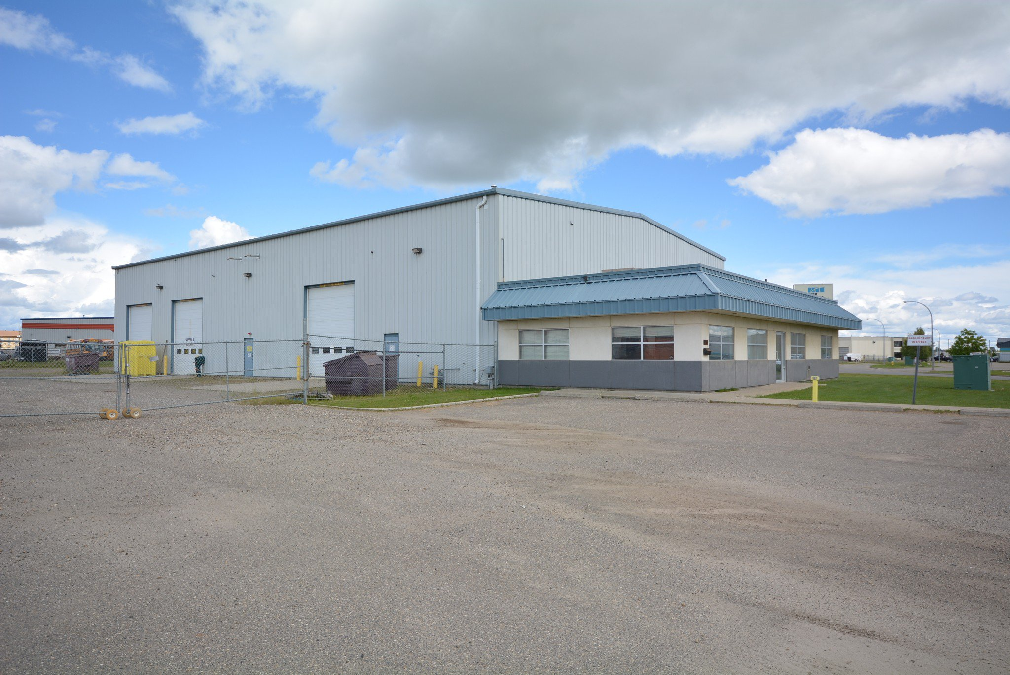 Main Photo: 11208 Tahltan Road in Fort Saint John: Fort St. John - City SW Industrial for sale (Fort St. John (Zone 60))