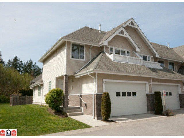 "Main Photo: 67 13918 58TH Avenue in Surrey: Panorama Ridge Townhouse for sale in ""ALDER PARK"" : MLS®# F1009963"