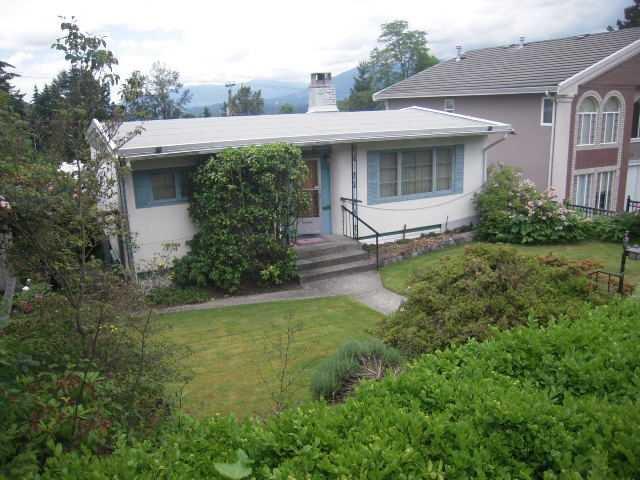 "Main Photo: 7235 BARNET Road in Burnaby: Westridge BN House for sale in ""Westridge"" (Burnaby North)  : MLS®# V839325"
