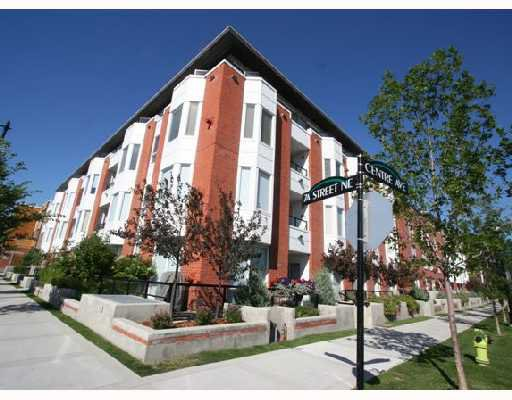 Main Photo: 101 880 CENTRE Avenue NE in CALGARY: Bridgeland Condo for sale (Calgary)  : MLS®# C3342368