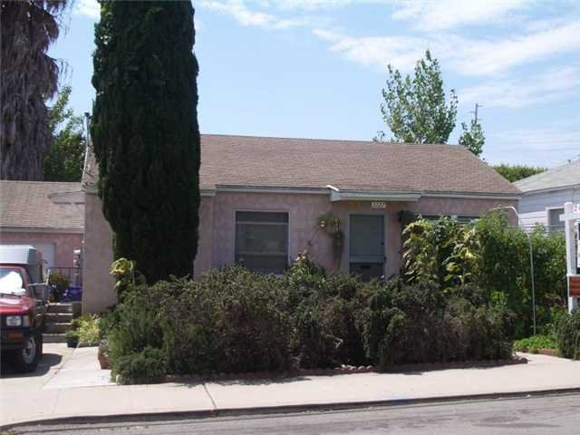 Main Photo: POINT LOMA Property for sale: 3125 / 3127 Keats St in San Diego