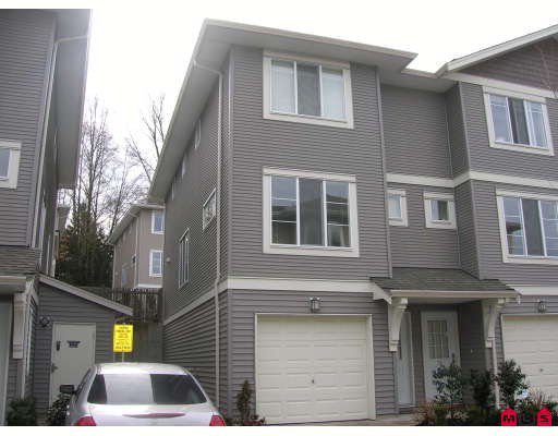 "Main Photo: 74 15155 62A Avenue in Surrey: Sullivan Station Townhouse for sale in ""OAKLANDS BY POLYGON"" : MLS®# F2904319"