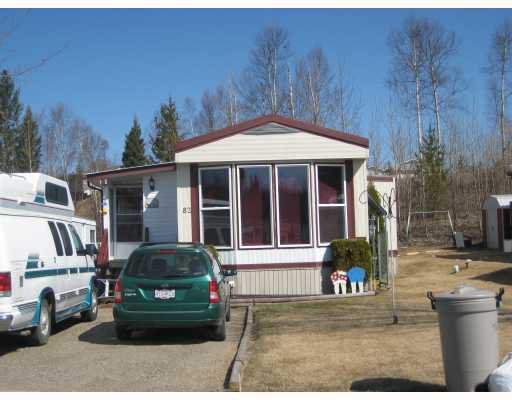 "Main Photo: 82 1000 INVERNESS Drive in Prince_George: Aberdeen Manufactured Home for sale in ""ABERDEEN"" (PG City North (Zone 73))  : MLS®# N191469"