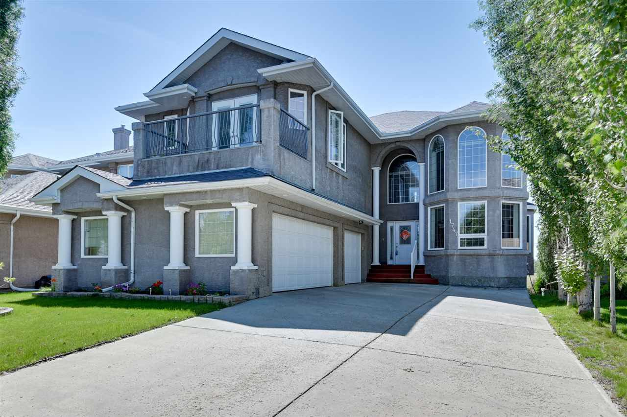 Main Photo: 1747 HASWELL Cove in Edmonton: Zone 14 House for sale : MLS®# E4167077