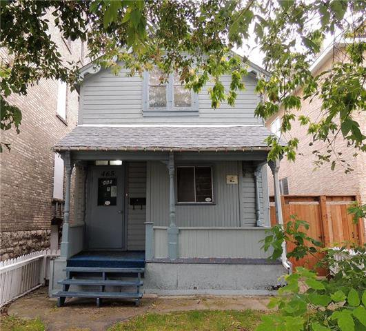 Main Photo: 465 William Avenue in Winnipeg: Central Residential for sale (9A)  : MLS®# 1925562