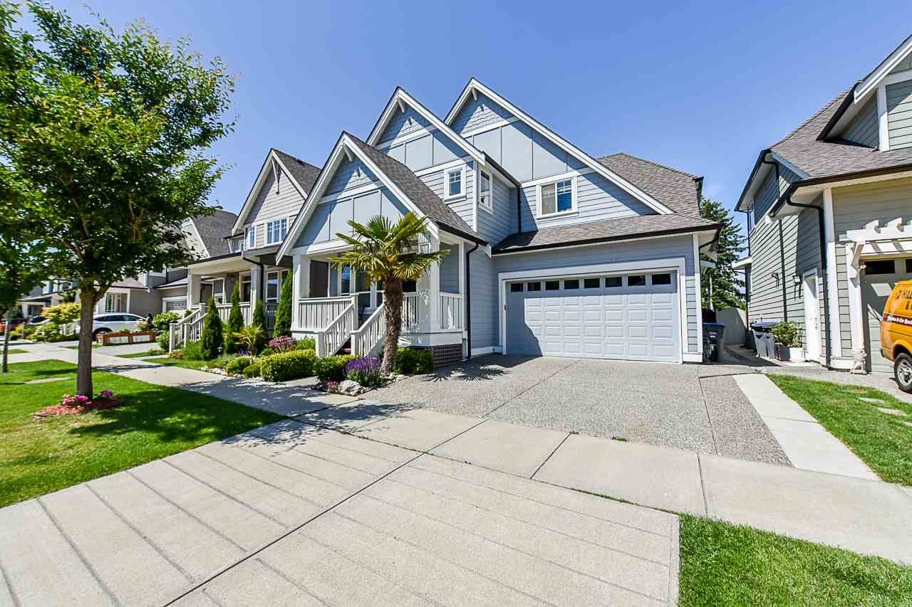 Main Photo: 17353 1A Avenue in Surrey: Pacific Douglas House for sale (South Surrey White Rock)  : MLS®# R2411279