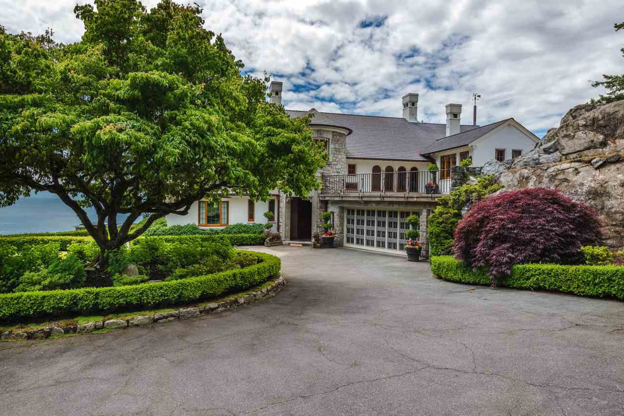 Main Photo: 5324 MARINE Drive in West Vancouver: Caulfeild House for sale : MLS®# R2432887