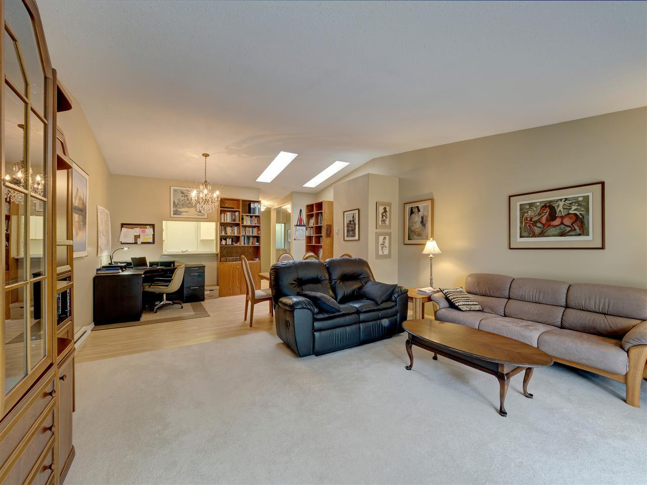 """Photo 4: Photos: 41 555 EAGLECREST Drive in Gibsons: Gibsons & Area Townhouse for sale in """"GEORGIA MIRAGE"""" (Sunshine Coast)  : MLS®# R2485008"""