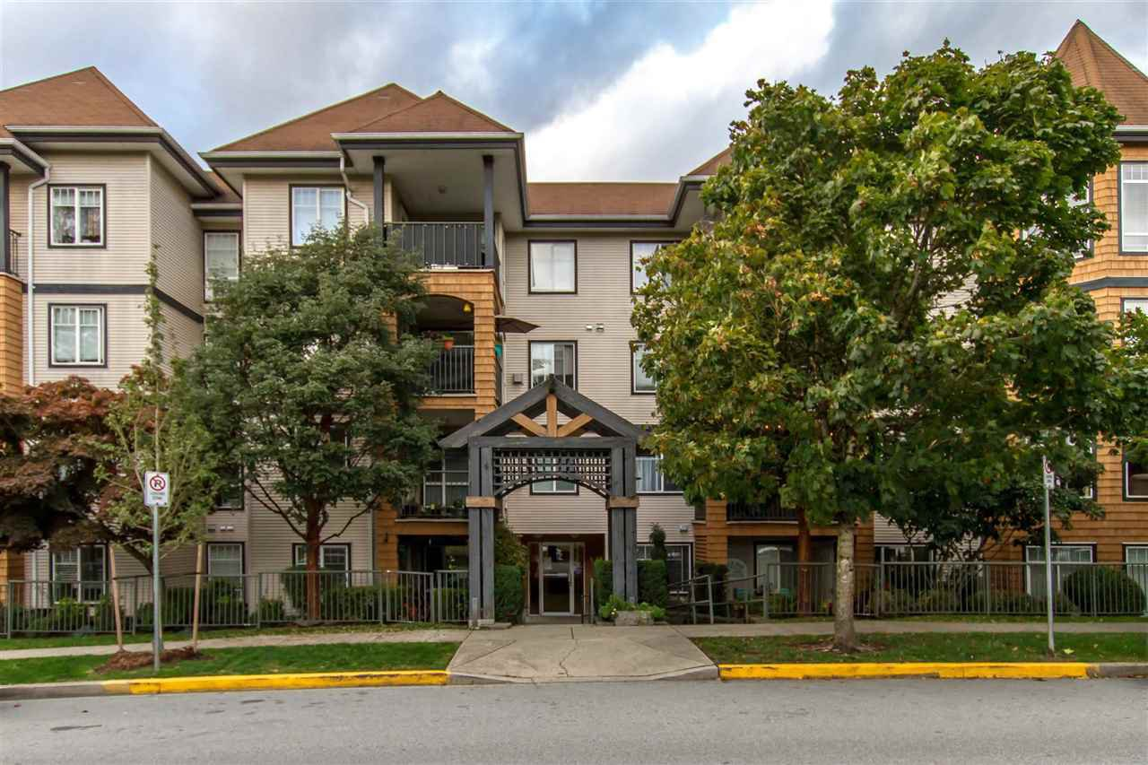 "Main Photo: 210 12207 224 Street in Maple Ridge: West Central Condo for sale in ""THE EVERGREEN"" : MLS®# R2508410"