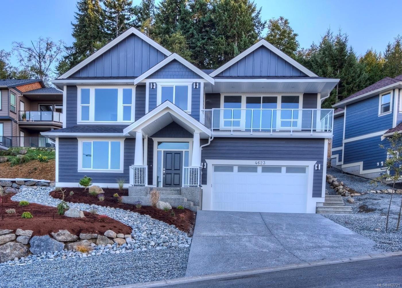 Main Photo: 4623 Sheridan Ridge Rd in : Na North Nanaimo House for sale (Nanaimo)  : MLS®# 862721