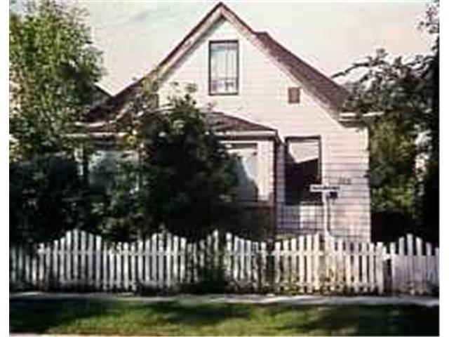 Main Photo: 395 REDWOOD Avenue in WINNIPEG: North End Residential for sale (North West Winnipeg)  : MLS®# 9619390
