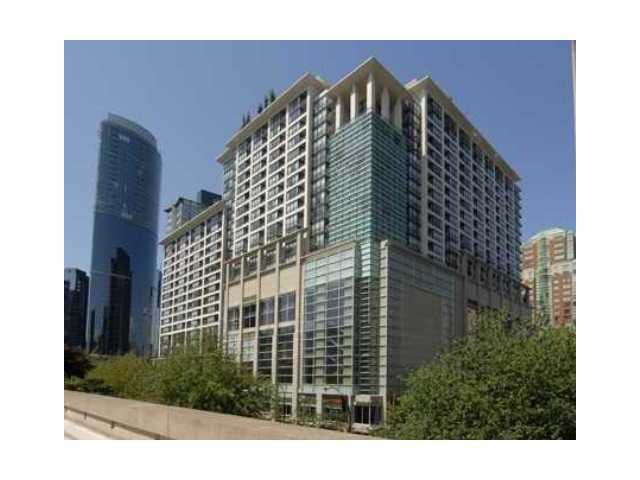 """Main Photo: 1711 938 SMITHE Street in Vancouver: Downtown VW Condo for sale in """"ELECTRIC AVENUE"""" (Vancouver West)  : MLS®# V862771"""