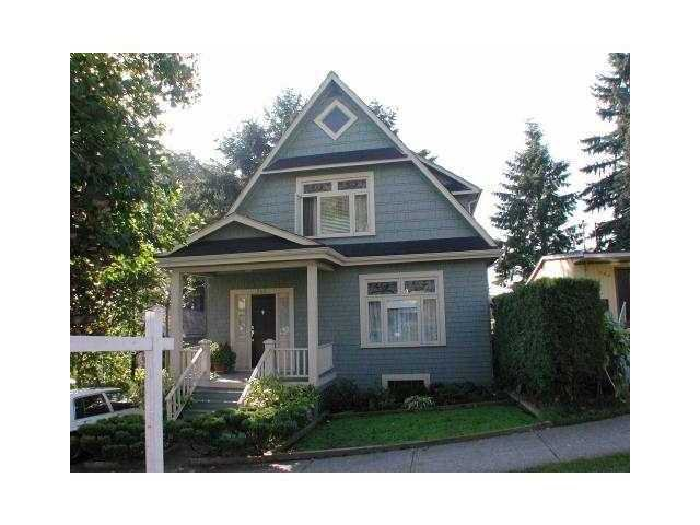 "Main Photo: 344 ALBERTA Street in New Westminster: Sapperton House  in ""SAPPERTON"" : MLS®# V864992"