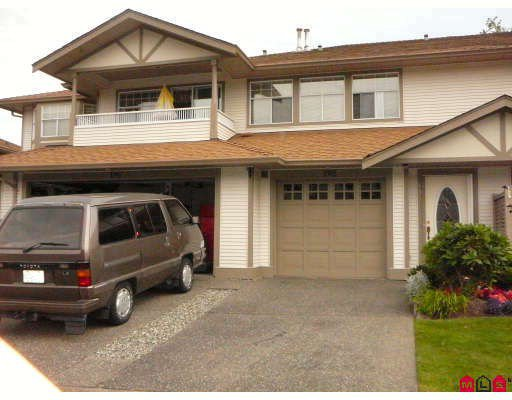 """Main Photo: 195 20391 96TH Avenue in Langley: Walnut Grove Townhouse for sale in """"CHELSEA GREEN"""" : MLS®# F2824584"""