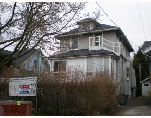 Main Photo: 2525 W 7TH Avenue in Vancouver: Kitsilano House for sale (Vancouver West)  : MLS®# V756860