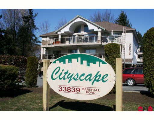 "Main Photo: 204 33839 MARSHALL Road in Abbotsford: Central Abbotsford Condo for sale in ""CITY SCAPE"" : MLS®# F2905409"