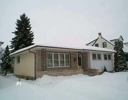 Main Photo: 412 KILDARE Avenue West in WINNIPEG: Transcona Single Family Detached for sale (North East Winnipeg)  : MLS®# 2600369
