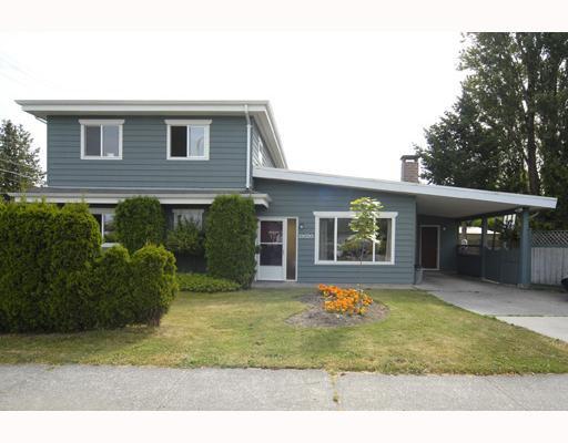 Main Photo: 10020 SPRINGMONT Drive in Richmond: Steveston North House for sale : MLS®# V779180