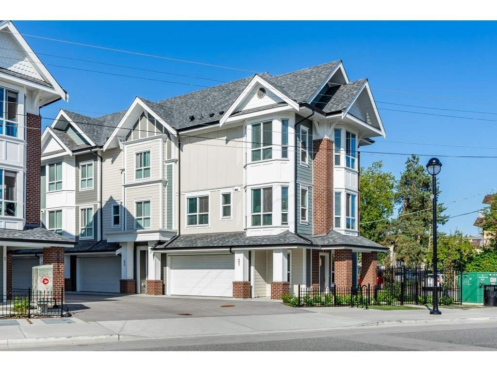 Main Photo: 21 20723 FRASER Highway in Langley: Langley City Townhouse for sale : MLS®# R2398005