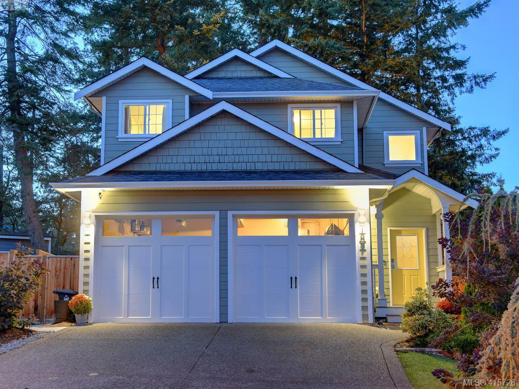 Main Photo: 107 Stoneridge Close in VICTORIA: VR Hospital Single Family Detached for sale (View Royal)  : MLS®# 415726