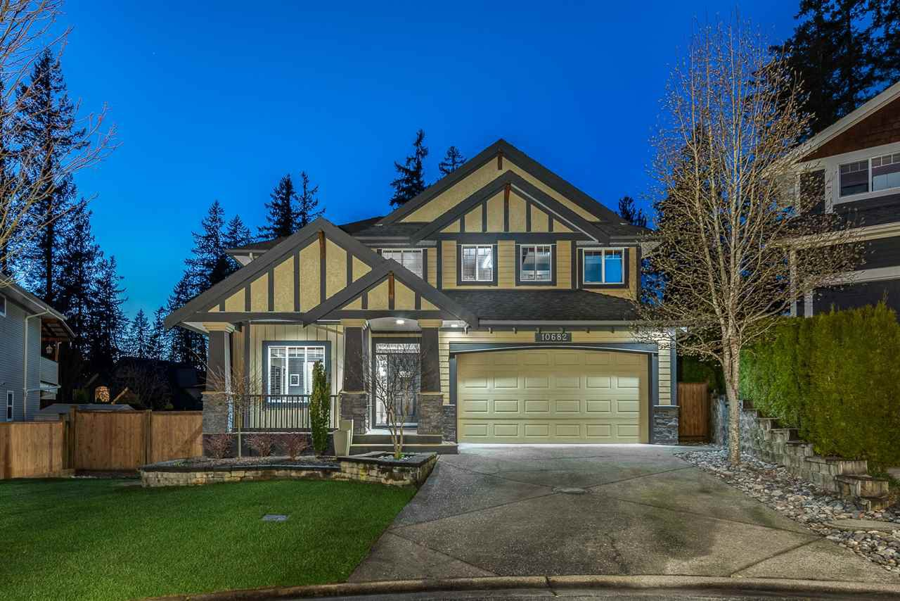 Main Photo: 10682 244 STREET in Maple Ridge: Albion House for sale : MLS®# R2447160