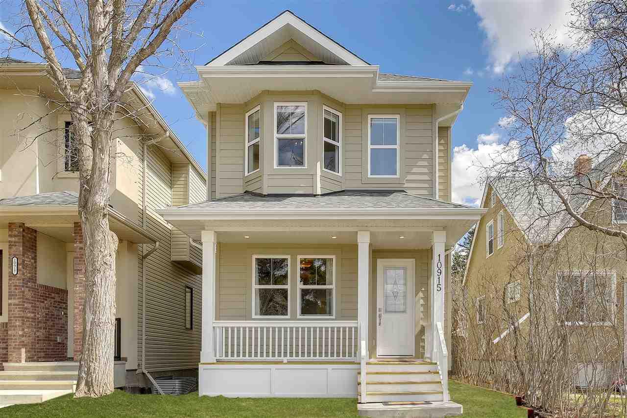 Main Photo: 10915 127 Street in Edmonton: Zone 07 House for sale : MLS®# E4196350