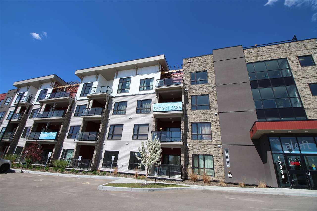 Main Photo: 103 12804 140 Avenue in Edmonton: Zone 27 Condo for sale : MLS®# E4207754