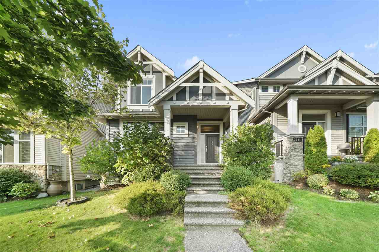 """Main Photo: 3379 PRINCETON Avenue in Coquitlam: Burke Mountain House for sale in """"Amberleigh"""" : MLS®# R2505558"""