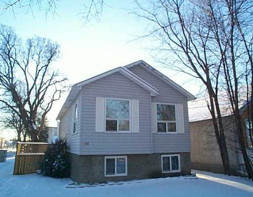 Main Photo: 296 MELBOURNE Avenue in WINNIPEG: East Kildonan Single Family Detached for sale (North East Winnipeg)  : MLS®# 2417080