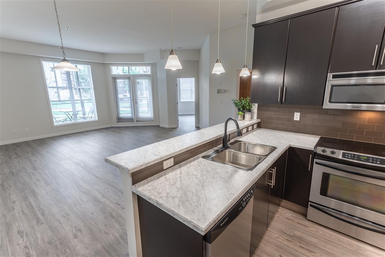 Main Photo: 124 10531 117 Street in Edmonton: Zone 08 Condo for sale : MLS®# E4167098