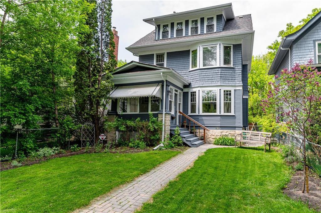 Main Photo: 829 McMillan Avenue in Winnipeg: Residential for sale (1B)  : MLS®# 1925074