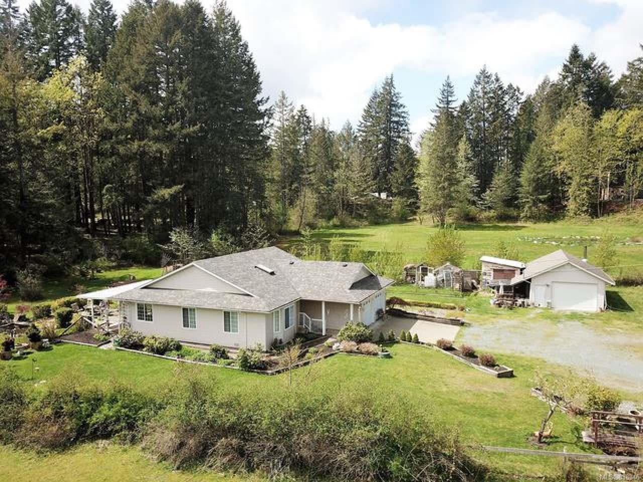 Main Photo: 3812 Gibbins Rd in DUNCAN: Du West Duncan House for sale (Duncan)  : MLS®# 838346