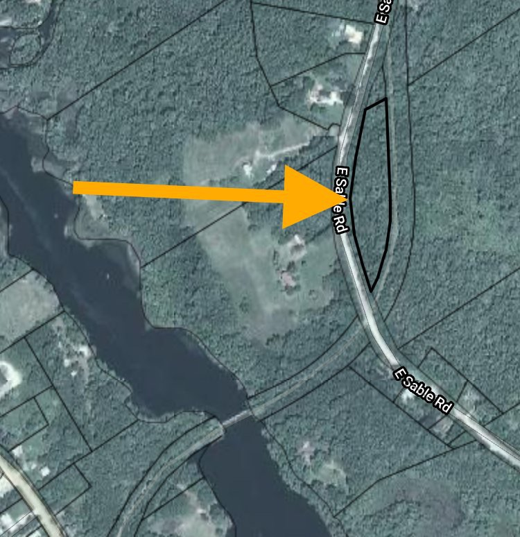 Main Photo: Lot East Sable Road in Sable River: 407-Shelburne County Vacant Land for sale (South Shore)  : MLS®# 202009221