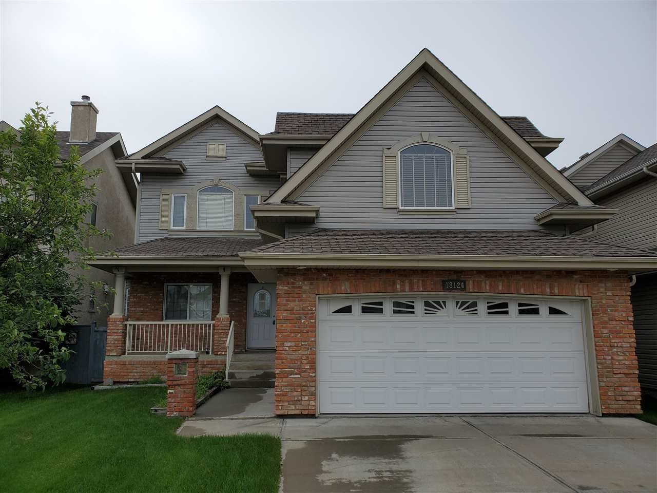 Main Photo: 18124 105 Street in Edmonton: Zone 27 House for sale : MLS®# E4206172