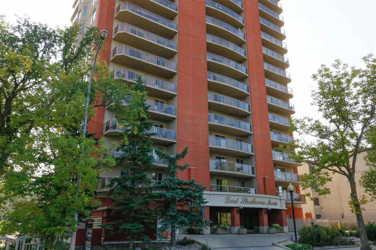 Main Photo: 1101 10649 SASKATCHEWAN Drive in Edmonton: Zone 15 Condo for sale : MLS®# E4214922