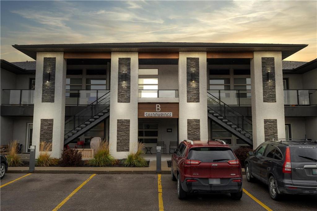 Main Photo: 211 1228 Old PTH 59 Highway in Ile Des Chenes: R07 Condominium for sale : MLS®# 202025893