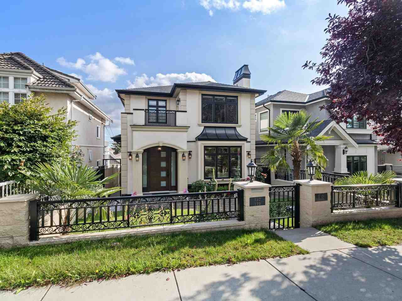Main Photo: 112 E 62ND Avenue in Vancouver: South Vancouver House for sale (Vancouver East)  : MLS®# R2515622