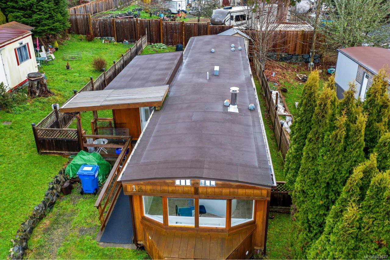 Main Photo: 12 7021 W Grant Rd in : Sk John Muir Manufactured Home for sale (Sooke)  : MLS®# 862847
