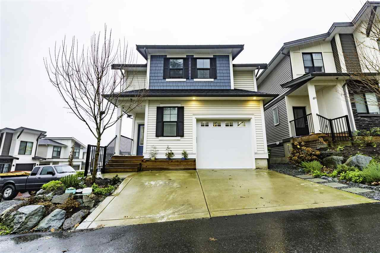 Main Photo: 47 47042 MACFARLANE Place in Sardis: Promontory House for sale : MLS®# R2528489