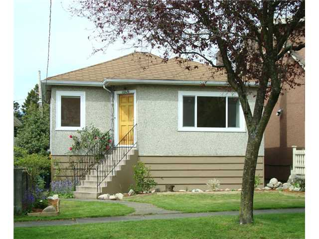 Main Photo: 1249 E 29TH Avenue in Vancouver: Knight House for sale (Vancouver East)  : MLS®# V828739
