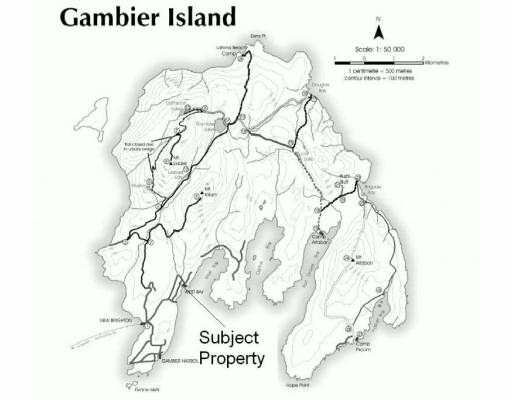 "Main Photo: # LOT 5 THE GROVE RD in Gambier_Harbour: Gambier Island Land for sale in ""WEST BAY"" (Islands-Van. & Gulf)  : MLS®# V731791"