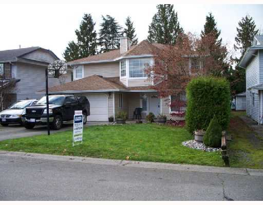 Main Photo: 12157 234TH Street in Maple_Ridge: East Central House for sale (Maple Ridge)  : MLS®# V742943