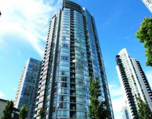 Main Photo: 2108 1495 RICHARDS Street in Vancouver: False Creek North Condo for sale (Vancouver West)  : MLS®# V761488