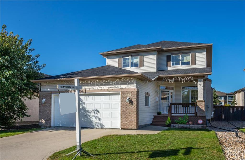 Main Photo: 838 Lindenwood Drive in Winnipeg: Linden Woods Residential for sale (1M)  : MLS®# 1925841