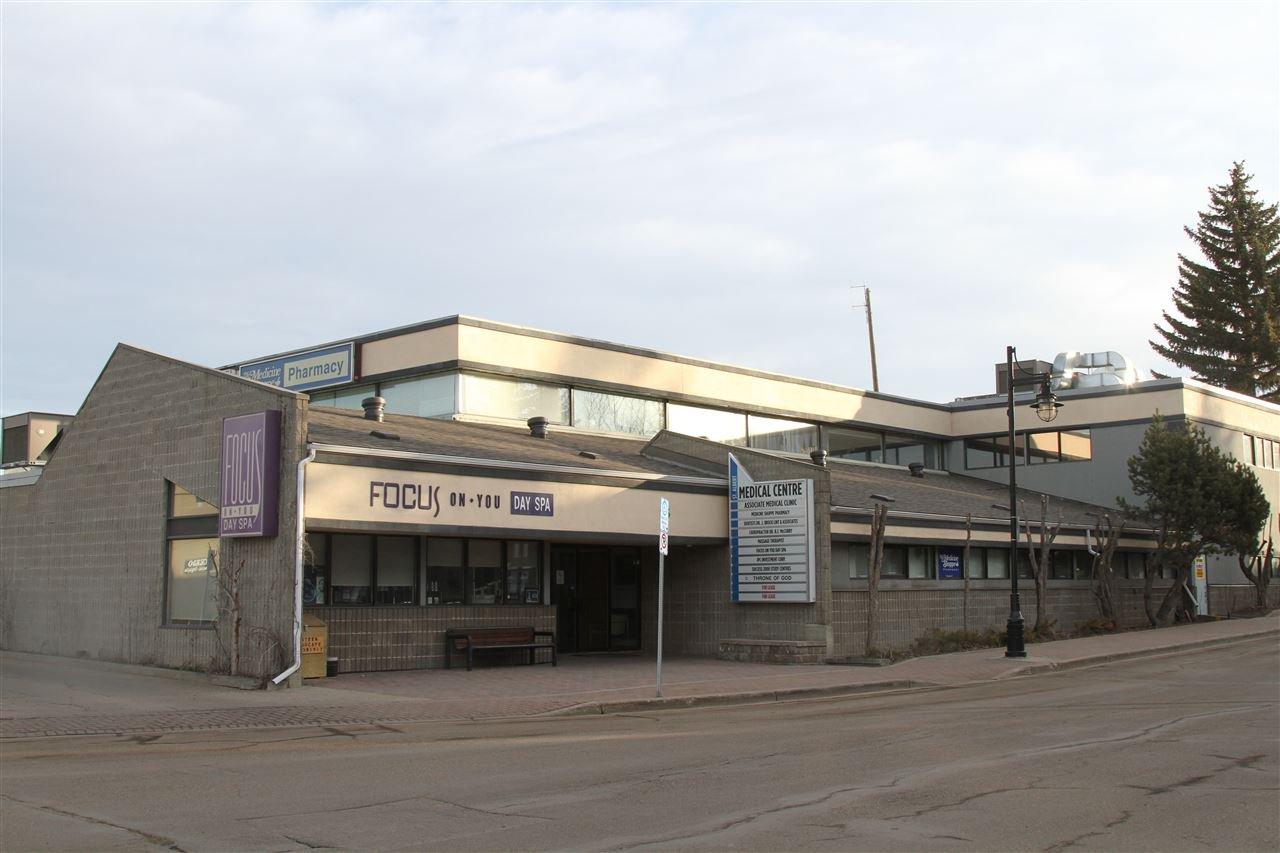 Main Photo: 108 25 St. Michael Street: St. Albert Office for lease : MLS®# E4209747