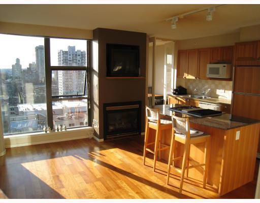 "Main Photo: 1601 1723 ALBERNI Street in VANCOUVER: West End VW Condo for sale in ""THE PARK"" (Vancouver West)  : MLS®# V798802"